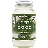 A de Coco - Aceite de Coco Orgánico, 946 ml