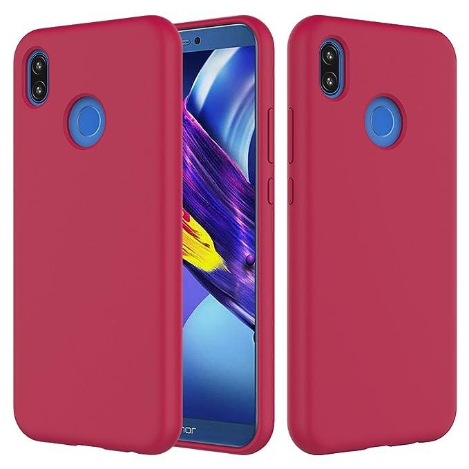 Funda Huawei P20 Lite, Carcasa Huawei P20 Lite Silicona Gel - Case Ultra Delgado TPU Goma Flexible Cover para Huawei P20 Lite