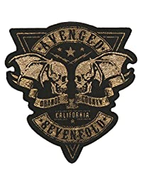 Avenged Sevenfold Orange County Cut Out Patch