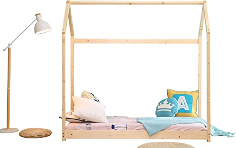 Kids Bed Children House Bed For Children 29 dimensions without Mattress Bed Wood
