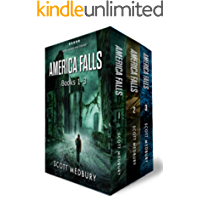 The America Falls Series: Books 1-3: America Falls Box Set 1