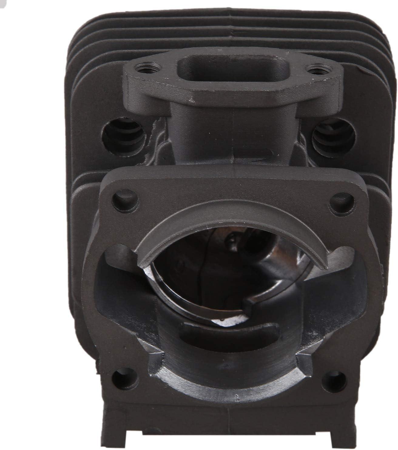 bobotron 44MM 52CC Cylindre Assy 1E44F-5 44F-5 44-5 BG520 CG520 Kit dassemblage de piston Anneau Clip de Reconstruction Pi/èces de Tondeuse