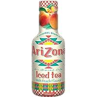 Arizona, Ice Tea, IJsthee met perzik, 500 ml