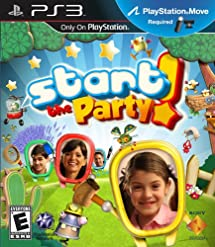 Start the Party (Motion Control) - Playstation 3