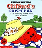 Clifford's Puppy Fun, Norman Bridwell, 043922943X