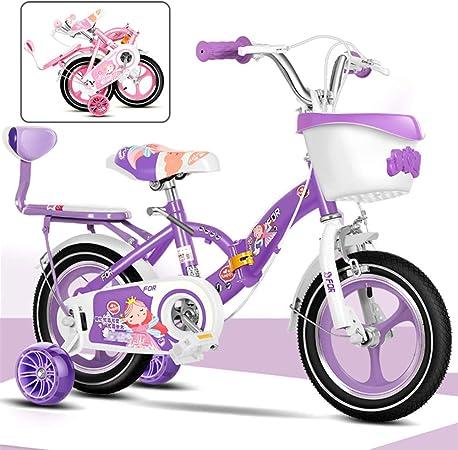 12-18 Pulgadas Bicicletas Doblar Infantiles, Bici Plegable ...
