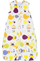 Gro Globos - Saco de dormir versión viaje, para 6-16 meses, 86 cm, multicolor