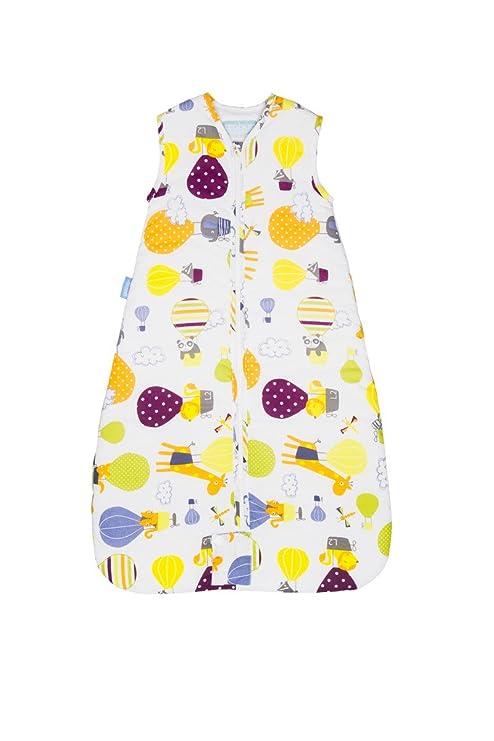 Gro Globos - Saco de dormir versión viaje, para 18-36 meses, 98 cm, multicolor