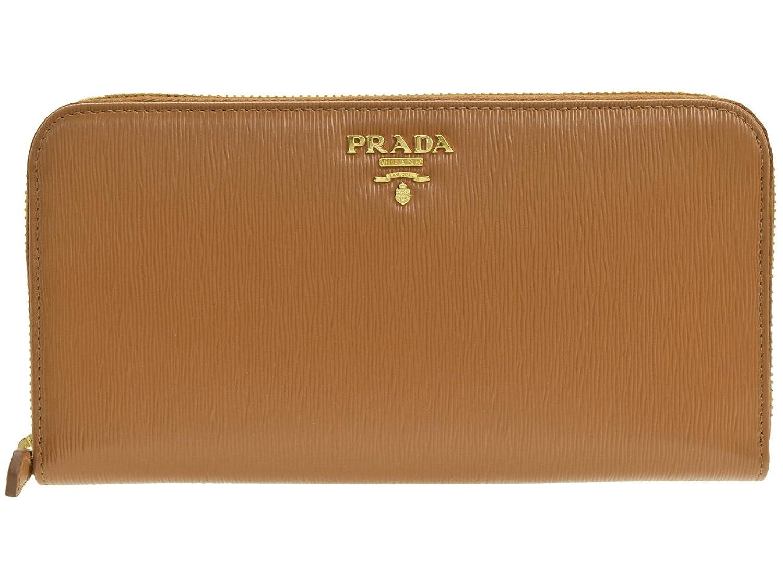 (プラダ) PRADA 長財布 ラウンドファスナー 1ml506 アウトレット [並行輸入品] B07DNSVH7R