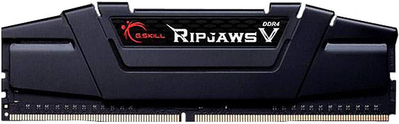 Gskill Ripjaws V Series Ddr4 3200 Cl16 32 Gb Black Computers Accessories