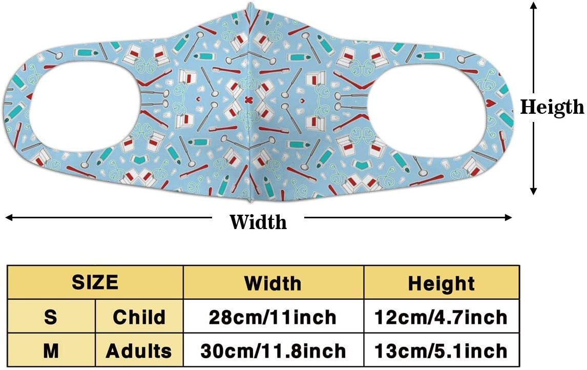 utilisation vari/ée r/églable Housse de protection pour visage unisexe Anti-poussi/ère chaude pour cyclisme visage de cochon mignon vintage