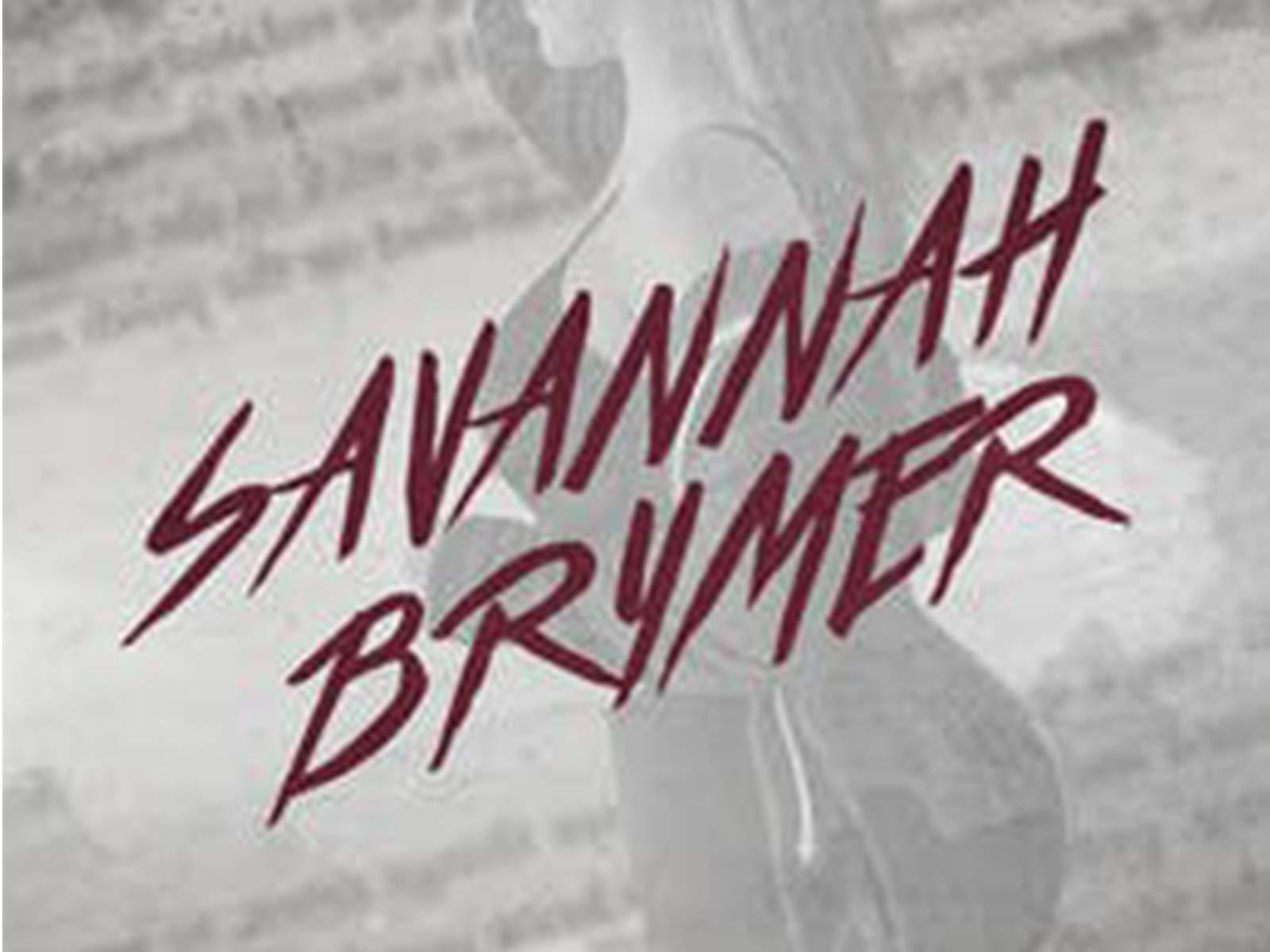 Savannah Brymer on Amazon Prime Video UK