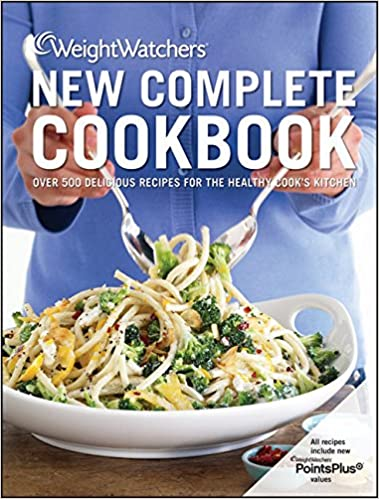 Amazon Fr Weight Watchers New Complete Cookbook Fourth