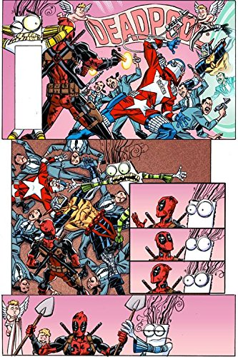 Download DEADPOOL #15 KOBLISH SECRET COMIC VAR CW2 PDF