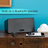 APEKX Clip Bluetooth Audio Adapter for