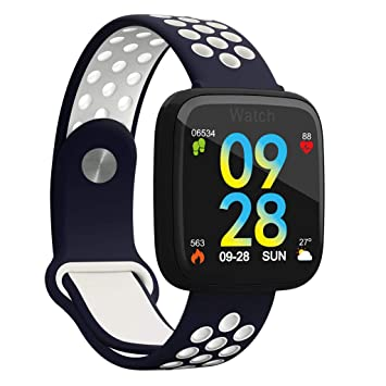 Amazon.com: Nesee Smart Watch Fitness Tracker,F15 Smart ...