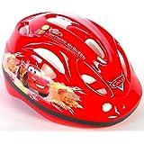 Disney Cars 2 Casco per Bambini, Colore Rosso, Taglia Unica, Volare00496