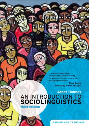 An Introduction to Sociolinguistics (3rd Edition)...