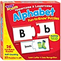 Trend Upper/Lowercase Alphabet Puzzle Set