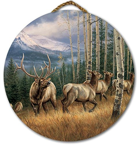 wgi-gallery-war-bce-back-country-elk-round-wall-art