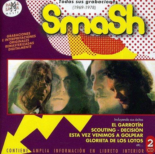 Smash: Todas Sus Grabaciones 1969-1978
