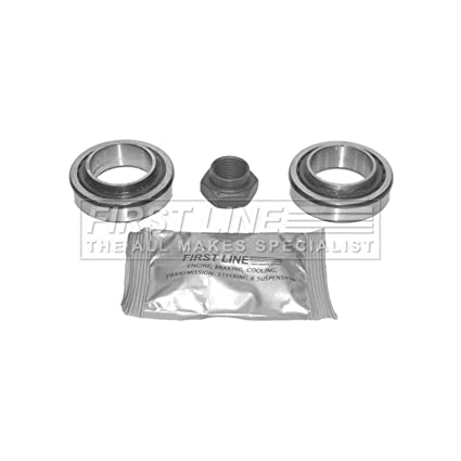 Amazon Com First Line Fbk110 Wheel Bearing Kit Automotive