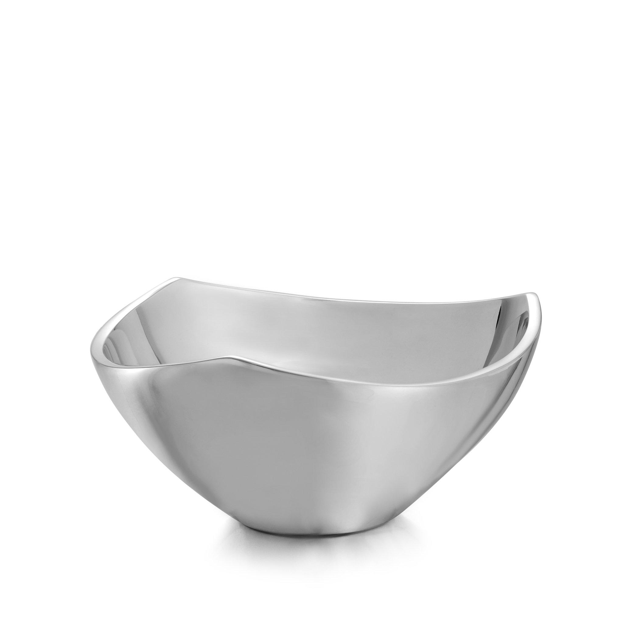 Nambé Tri-Corner 7-1/2-Inch Bowl