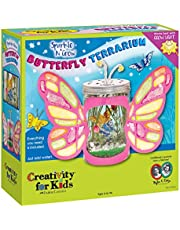 Deal on Creativity for Kids Sparkle N' Grow Butterfly Terrarium. Discount applied in price displayed.