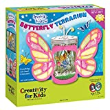 make your own terrarium Creativity for Kids Sparkle N' Grow Butterfly Terrarium