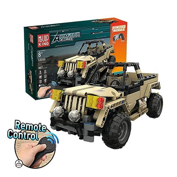 ... Truck Control remoto inteligente Modelo eléctrico Ortografía RC Construcción de vehículos de ingeniería Montar para niños Niños Niños: Amazon.es: Bebé