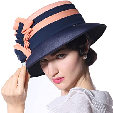 d0bea43c6 June's Young Ladies' Hats for Church Women Fashion Show Formal Hats ...