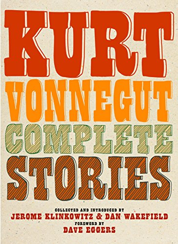 Product picture for Complete Storiesby Kurt Vonnegut