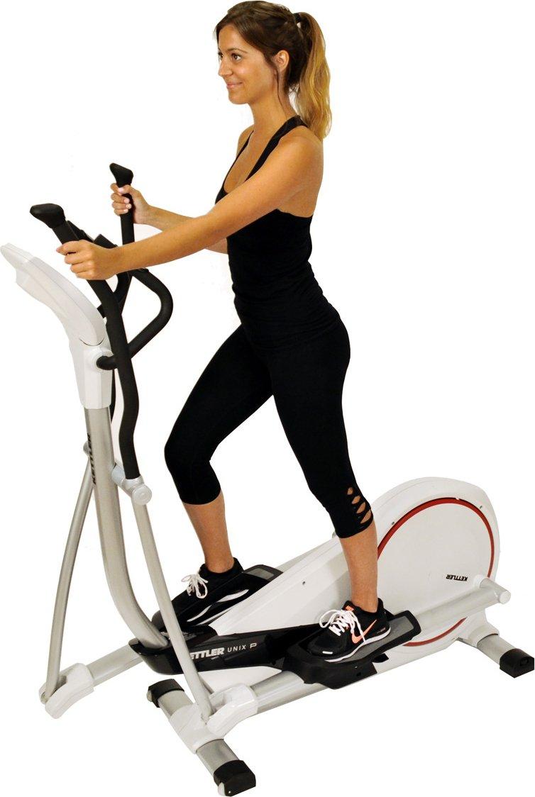 Kettler casa ejercicio/fitness equipo: Unix P bicicleta elíptica: Amazon.es: Deportes y aire libre