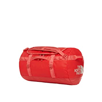 2284e8ec13b The North Face Base Camp Duffel - Sports Bag, Red (Juicy Red / Spiced