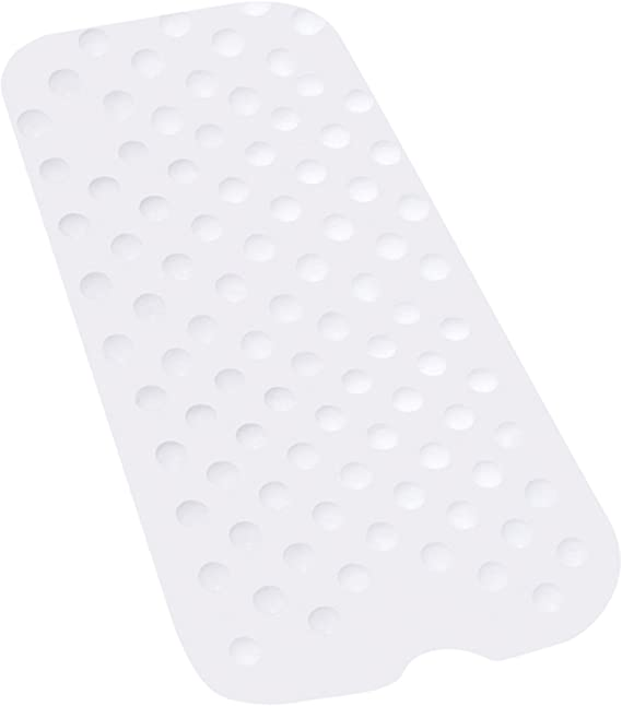 Bathtub Shower Health Mat with 18 Magnets PVC Non-slip Studs Inlay