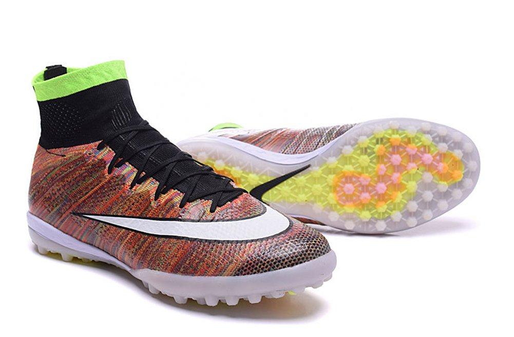 Haovetre Schuhe Herren Fußball mercurialx Proximo TF braun Fußball Stiefel