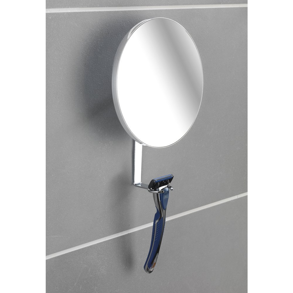 WENKO ''Turbo-Loc Anti-Fog Mirror, Silver