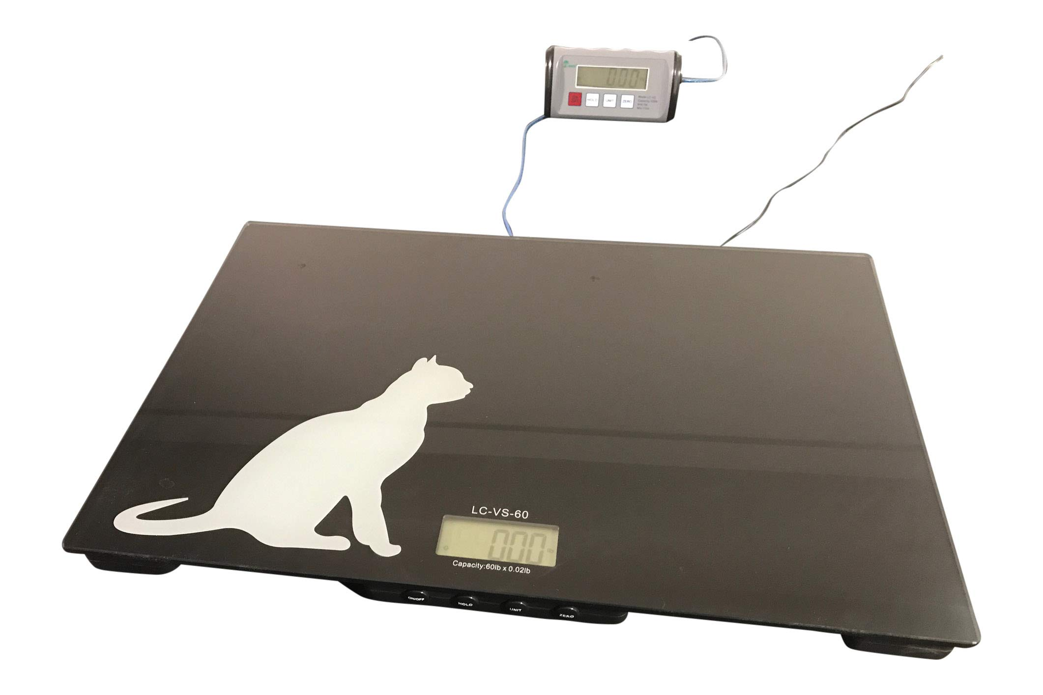 LW Measurements Tree LC-VS-60 Veterinary Scale 60 x 0.02 lb