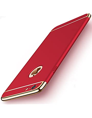 Teryei Funda compatible con iPhone 6 Plus/iPhone 6S Plus, 3 en 1 Hard