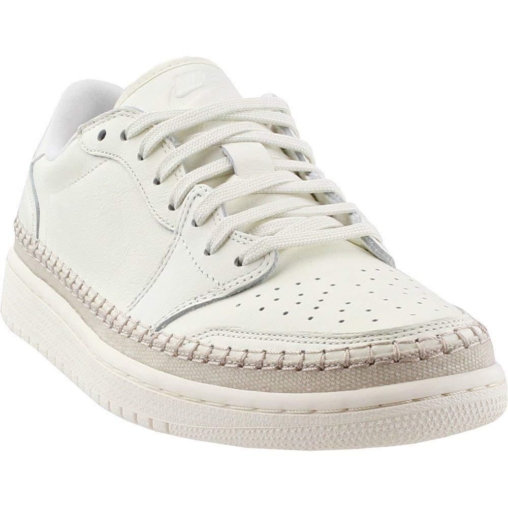 f452321fcdb Nike Air Jordan 1 Retro Low NS White: Amazon.co.uk: Shoes & Bags