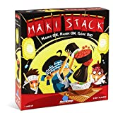 Blue Orange GAMES 06300 Maki Stack Family Party Game