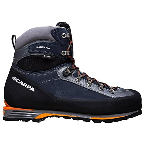 1b406b50def Scarpa Manta Pro GTX Boot - Navy  Amazon.co.uk  Shoes   Bags