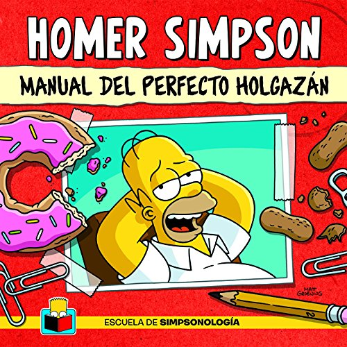 Descargar Libro Homer Simpson Matt Groening