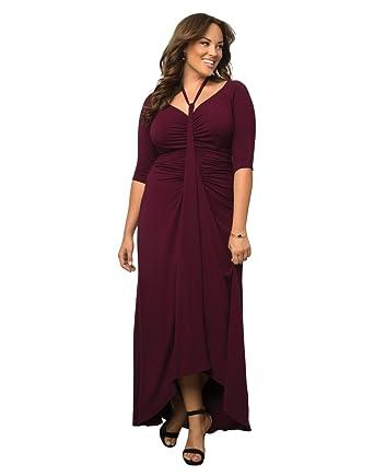 one yellow maxi cadmium bryant size s shop dress drapes womens draped women lane plus savings shoulder on