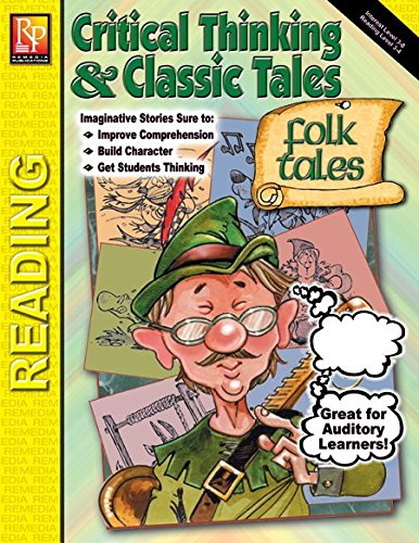 Remedia Skills Based Reading (Critical Thinking & Classic Tales: Tales)