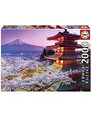 "Educa ""Mount Fuji Japan Puzzle (2000-Piece)"