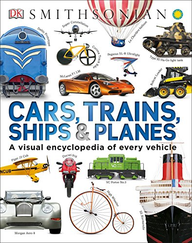 Cars, Trains, Ships, and Planes:...