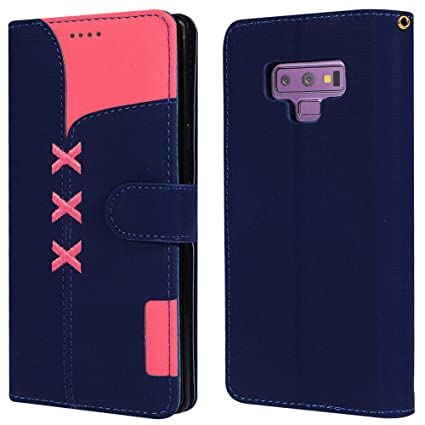 d7997d9f59e9 Amazon.com: Ateeky Wallet Case for Samsung Galaxy Note 9, [Stand ...