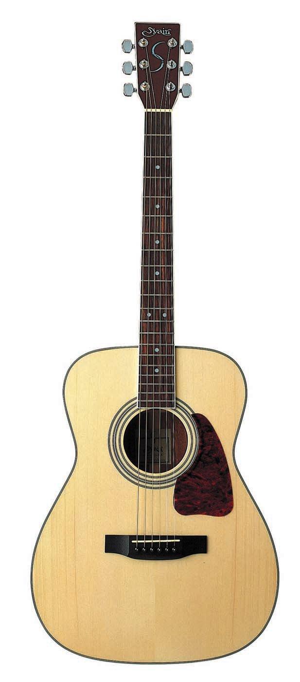 S.Yairi ヤイリ Traditional Series アコースティックギター YF-3M/N ナチュラル B019SSE1OU ナチュラル ナチュラル