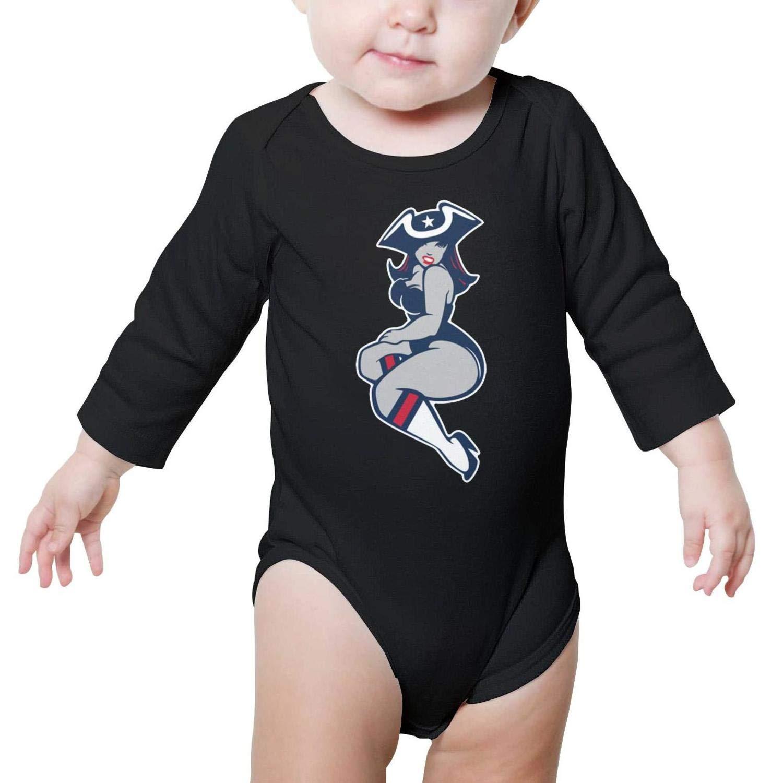 Boy//Girls Romper Bodysuit for Newborn Baby Onesies Football MVP Tom Goat 12 Long Sleeve Romper Jumpsuit